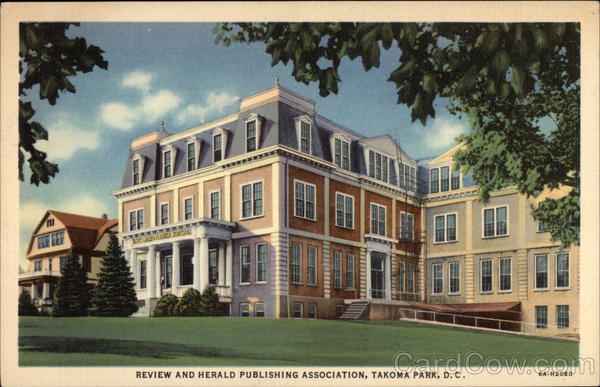 Review and Herald Publishing Association, Takoma Park Washington District of Columbia