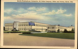 Bendix-Westinghouse Automotive Air Brake Company, Office and Factory
