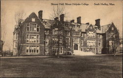 Skinner Hall, Mount Holyoke College