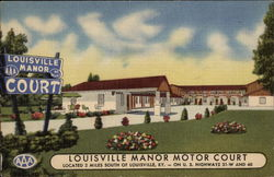 Louisville Manor Motor Court