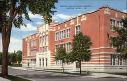 South End of High School