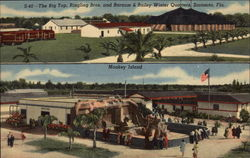 The Big Top, Ringling Bros. and Barnum & Bailey Winter Quarters