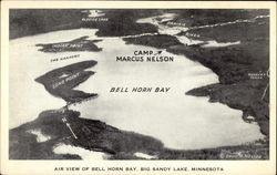 Air View of Bell Horn Bay