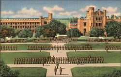 New Mexico Military Institute - Cadets on Parade