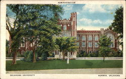 Oklahoma University - Administration