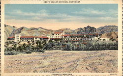 Furnace Creek Inn, Death Valley National Monument