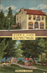 Tonn's Cafe-Bar with Evelyn's Garden