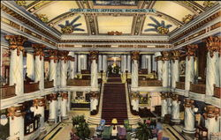 Jefferson Hotel, Main Lobby