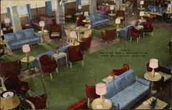 Lounge, Enlisted Men's Service Club