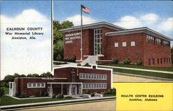 War Memorial Library and Health Center Building