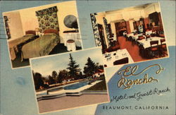 El Rancho Motel and Guest Ranch