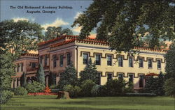 The old Richmond Academy Building
