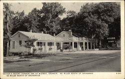 Geiger's Mount Vernon Inn, 30 Miles South of Savana, 50 Miles North of Brunswick