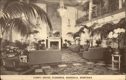 Lobby-Hotel Florence