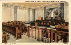 Circuit Court of Appeal, Louisiana State Capitol