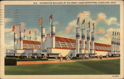 Automotive Building of the Great Lakes Exposition