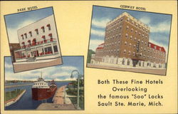 Park and Ojibway Hotels