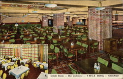 Oriole Room, The Cafeteria, YMCA Hotel