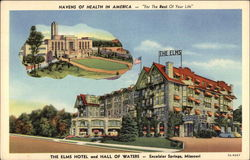 The Elms Hotel and Hall of Waters