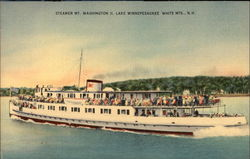 Steamer Mt. Washington II