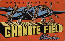Greetings from Chanute Field