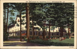 The Adirondack Inn, Adirondack Mts