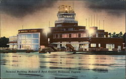Richard E. Byrd Airport - Terminal Building