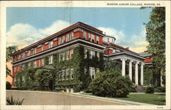 Marion Junior College Postcard
