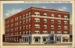 New Hotel Lawrence