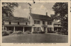 Mount Holyoke College - College Inn