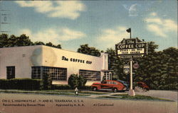The Coffee Shop, on U.S. Highways 67-71 and 82