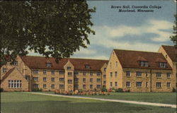 Concordia College - Brown Hall