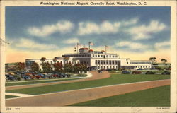 Washington National Airport, Gravelly Point