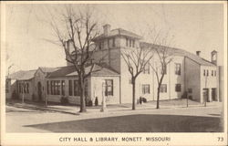 City Hall & Library