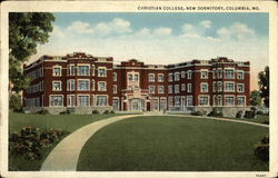 Christian College, New Dormitory