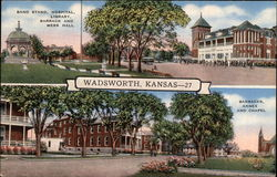 Wadsworth, Kansas