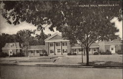 The Village Hall in Bronxville, New York