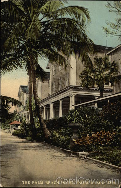The Palm Beach Hotel Florida