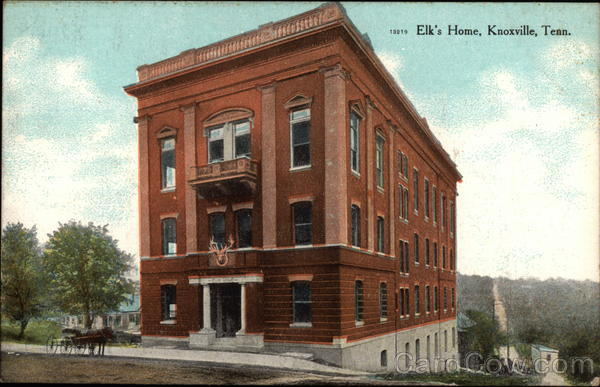 Elk's Home Knoxville Tennessee