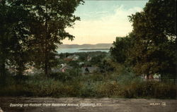 Ossining-on-Hudson from Belleview Avenue