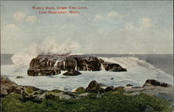 Money Rock, Grape Vine Cove