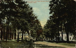 Court Street from State Normal School