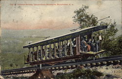 Car on Inclined Railway - Uncanoonac Mountains