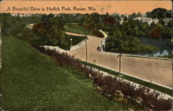 A Beautiful Drive in Horlick Park