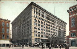 Ellicott Square, Largets Office Building in the World