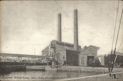 Central Power Plant, Navy Yard