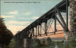 Southern Railroad Bridge