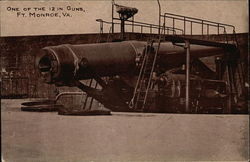 "One of the 12"" Guns"