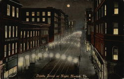 Granby Street at Night