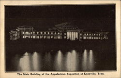 The Main Building of the Appalachian Exposition